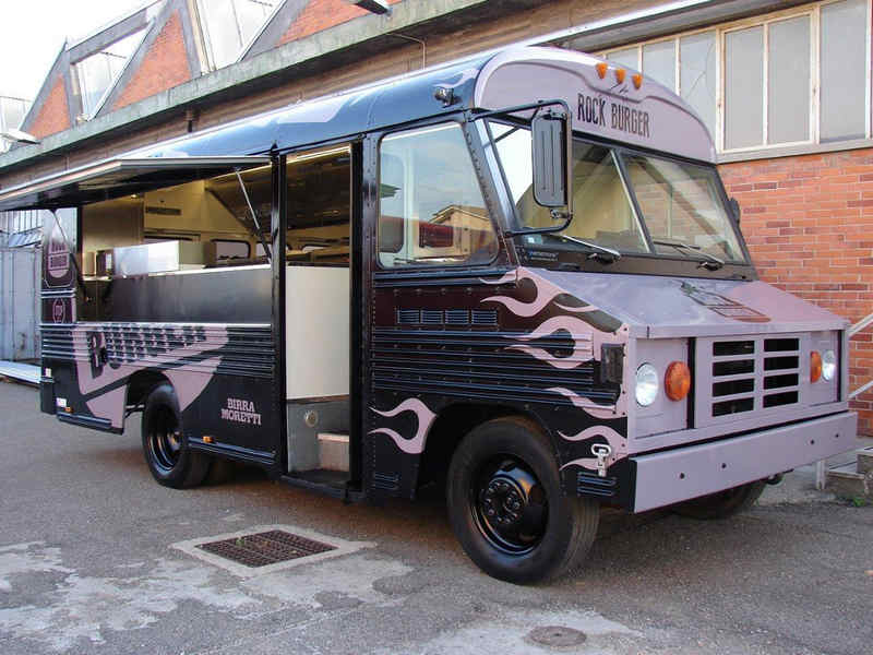 Food truck American Style