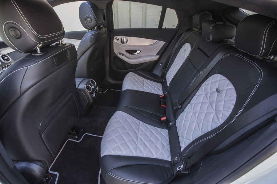 Mercedes-Benz GLC 350 e Coupé