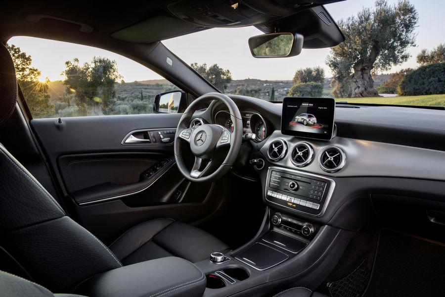 Mercedes-Benz GLA 220d 4MATIC, X 156 (2017)