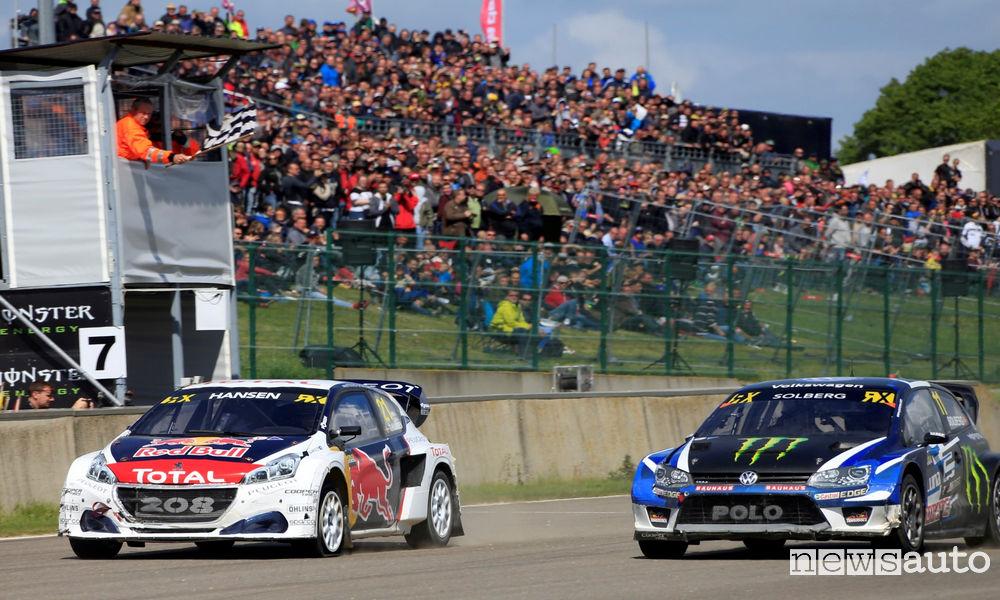 AUTO - FIA WRX WORLD RALLYCROSS BELGIUM 2017