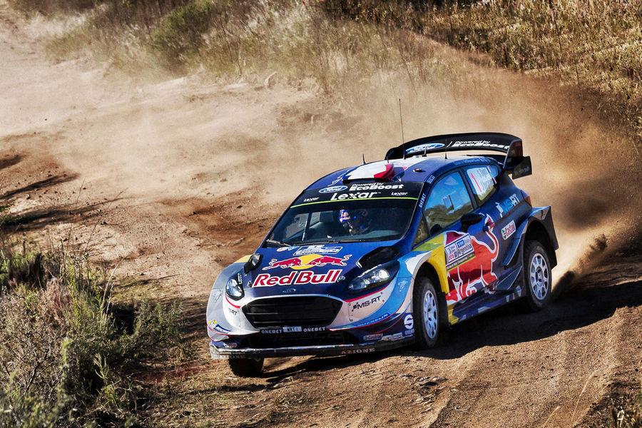 AUTOMOBILE: WRC Argentina - WRC -26/04/2017