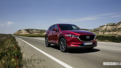 Noleggio a lungo termine, Mazda CX-5 Exceed