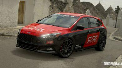 OZ Racing in Gran Turismo Sport