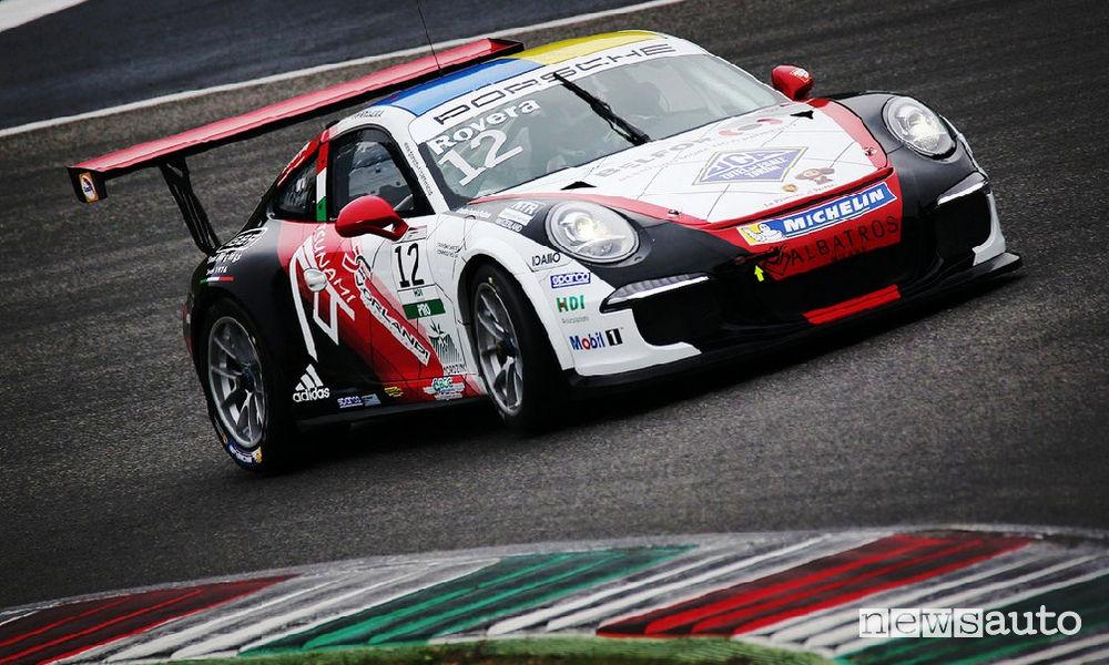 Alessio Rovera Porsche Carrera Cup Italia vincitori 2017
