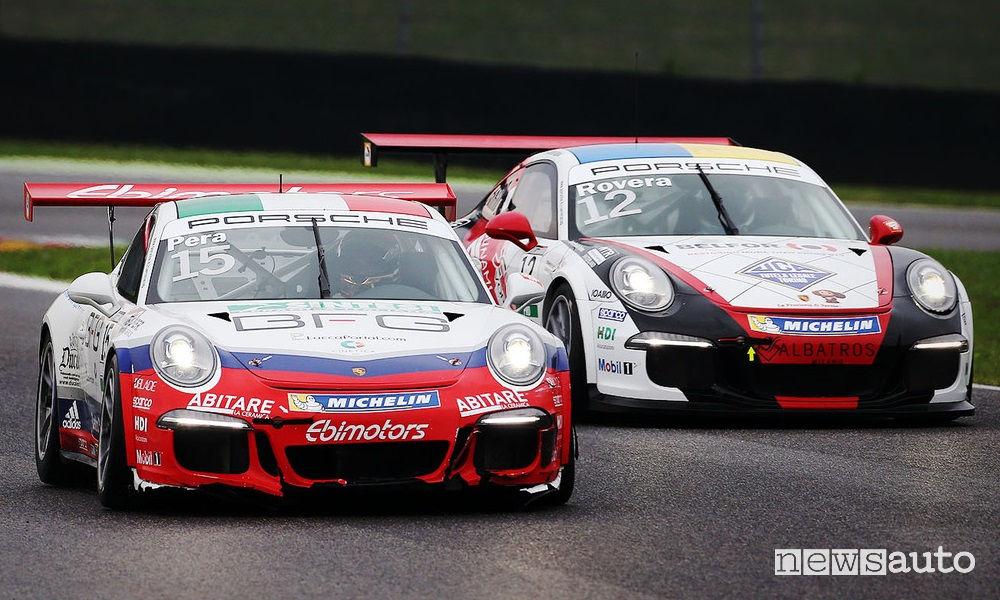 Riccardo Pera Porsche Carrera Cup Italia vincitori 2017