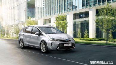 Toyota nuova Prius Plus 2018