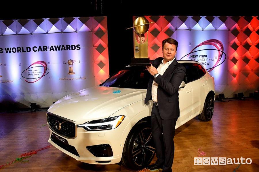 World car 2018 Volvo XC60