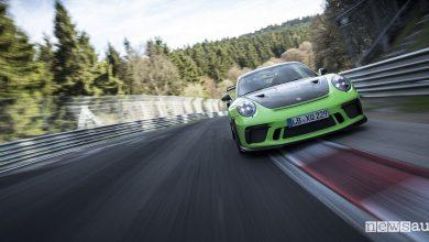 Record Nurburgring Porsche 911 GT3 RS