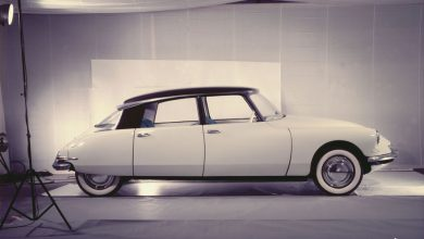 DS19 storica 1955