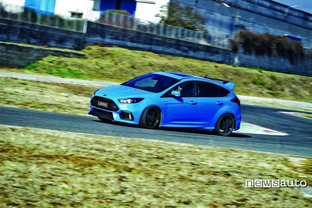Ford Focus RS 350 CV pista